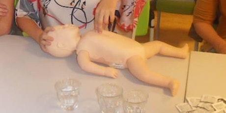 Levensreddend handelen baby en kind tickets