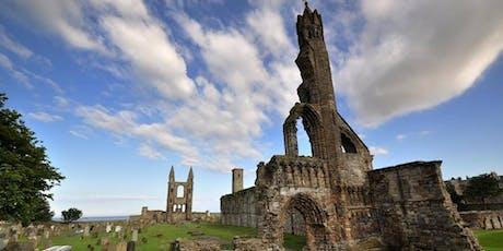 St Andrews, Kelpies & Queensferry Day Trip Sat 11 Jan tickets