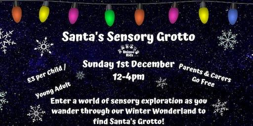 Santa's Sensory Grotto