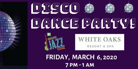 DISCO DANCE PARTY / March Mashtini Fundraiser tickets