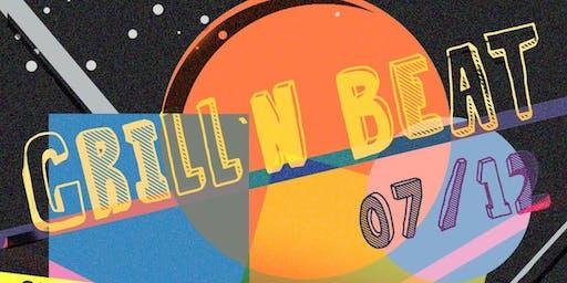 GRILL'N BEAT #4 NA PRAINHA DO COLOSSO