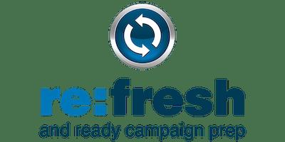 REfresh Workshop - Winston-Salem 2020