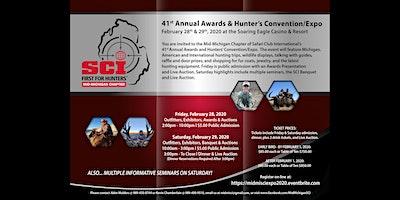 41st Anniversary Gala Mid-Michigan SCI Hunting Expo