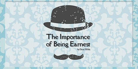 Valentine's Dinner Theater at the Baldwin: The Importance of Being Earnest tickets
