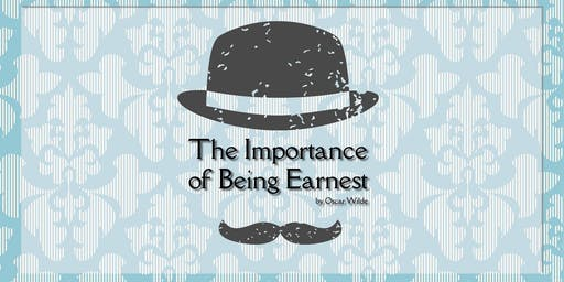 Valentine's Dinner Theater at the Baldwin: The Importance of Being Earnest