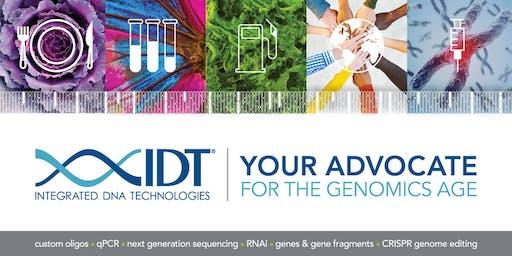 Advanced solutions for CRISPR & qPCR applications [VR11282019]