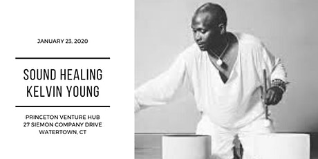 Sound Healing with Kelvin Young tickets