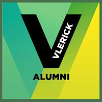 Vlerick Alumni logo