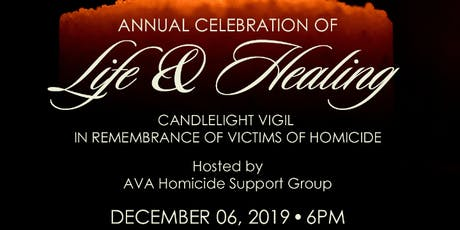 Celebration of Life & Healing tickets