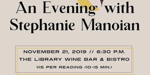 An Evening with Medium Stephanie Manoian