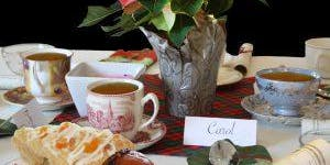 Tea & Tidings