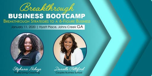 Breakthrough Business Bootcamp