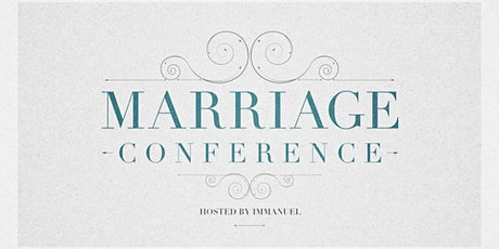 Immanuel Marriage Conference tickets