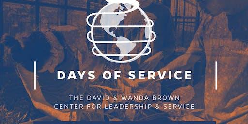MLK Day of Service 2020