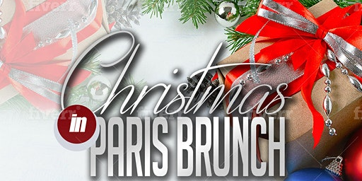 Christmas in Paris,  A Brunch Affair