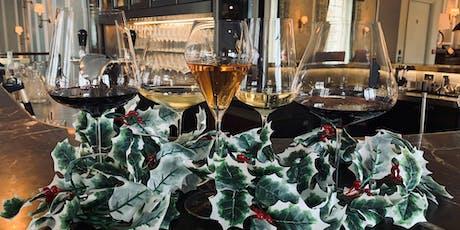 Twelve Wines of Christmas: Walk around  Wine Tasting tickets