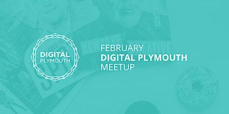 Digital Plymouth Meetup tickets
