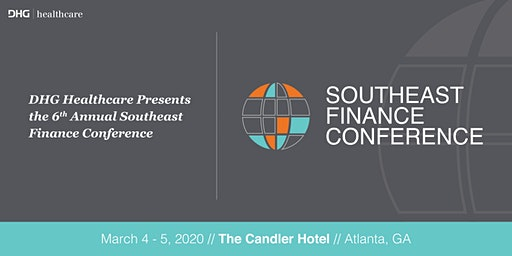 2020 Southeast Finance Conference
