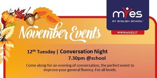 Conversation Night