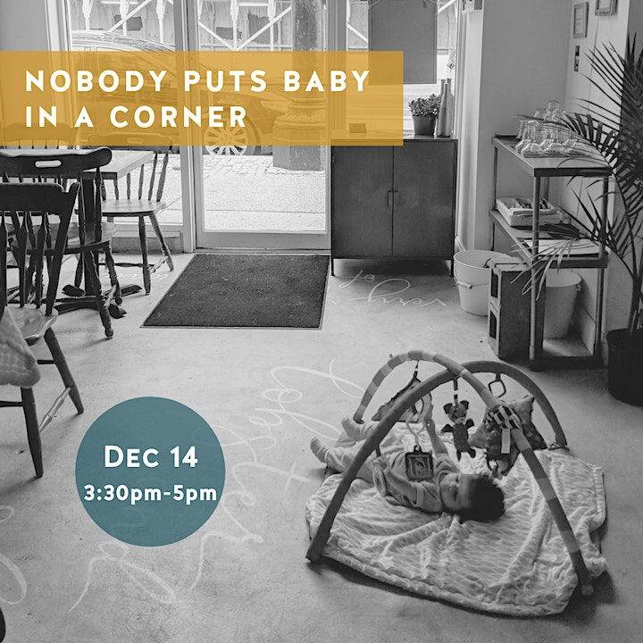 Nobody Puts Baby in a Corner image