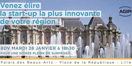 Lille - Rencontre AGIPI billets