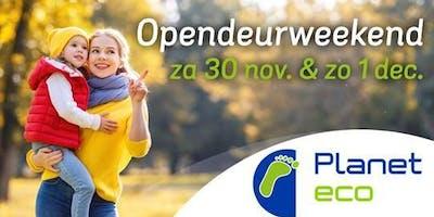 Planet-eco Opendeurweekend