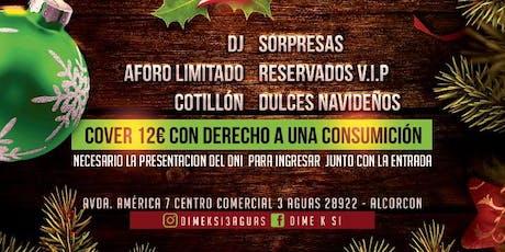 Noche Buena Party tickets