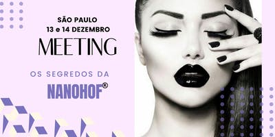 """Meeting 2019 """"Os Segredos da NanoHof'"""""""