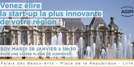 Rencontre AGIPI - Lille billets