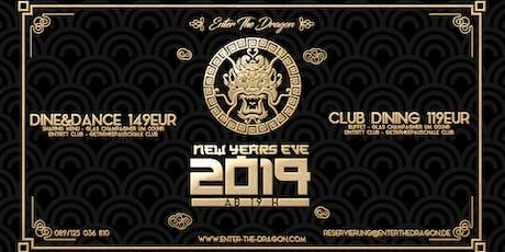 Enter The Dragon NYE 2019 tickets