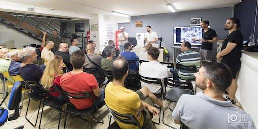 Droni e stabilizzatori video, incontro GRATUITO da Camera Service Roma