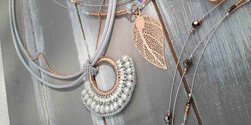 Cours de bijoux chez CREACORNER