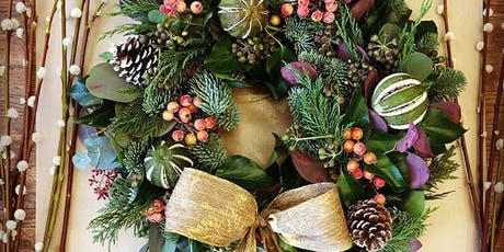Christmas Wreath Workshop with Holly & the Ivy tickets