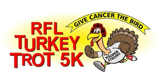 3rd Annual RFL Give Cancer the Bird `Turkey Trot