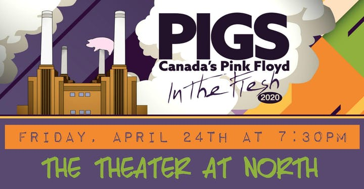 Pink Floyd Tour 2020.Pigs Canada S Pink Floyd Tribute Band In The Flesh Tour