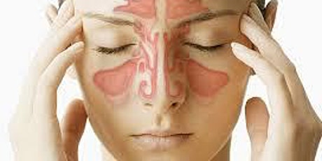 Sinus, Congestion & Tension Relief with Self Treatments tickets