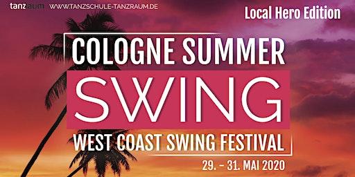 Cologne Summer Swing - Local Hero Edition + TAF Westdeutsche Meisterschaft