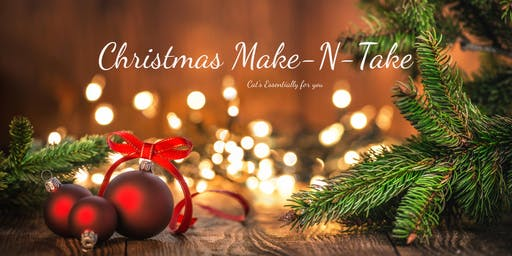 Christmas Make-N-Take