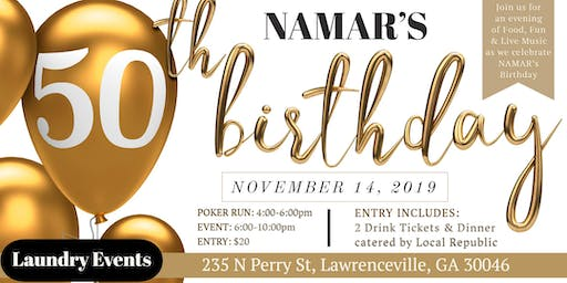 NAMAR 50th Anniversary Celebration