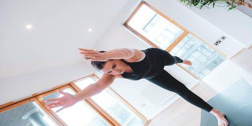 Sunday Sweat - Yoga with Niamh