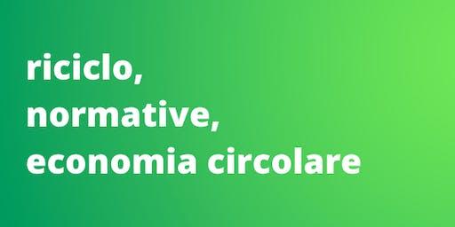Green Plastic 1: Riciclo, Normative ed Economia circolare