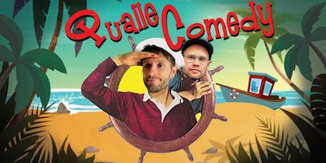 Qualle Comedy #5 -- Laugh Island Tickets