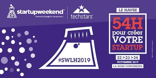 Techstars Startup Weekend Le Havre #6
