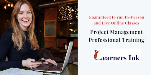 Project Management Professional Certification Training (PMP® Bootcamp)in Eugene