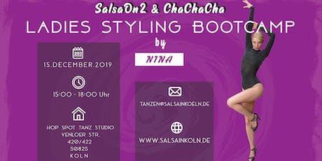 Salsa Ladies Bootcamp Tickets