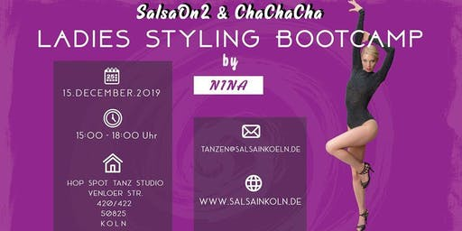 Salsa Ladies Bootcamp