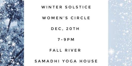 Winter Solstice Womxn's Circle
