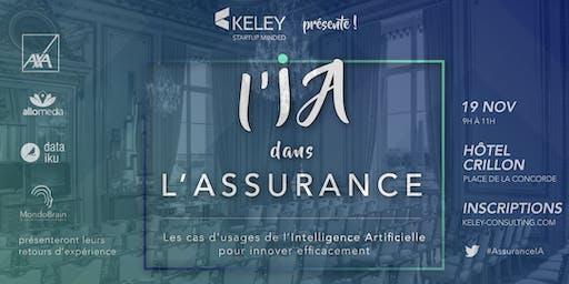 L'Intelligence Artificielle dans l'Assurance : les cas d'usage pour innover