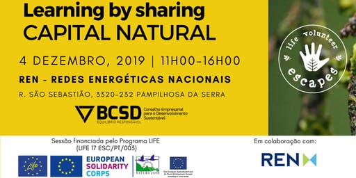Ciclo Learning by Sharing REN- Valorização Estratégica do Capital Natural