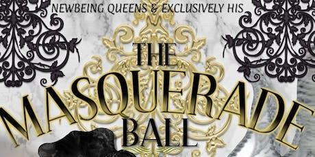 The Masquerade Ball tickets